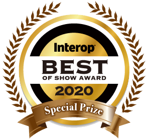 Interop BEST OF SHOW AWARD 2020 Special Prize